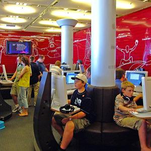 Интернет-кафе Урус-Мартана