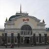 Железнодорожные вокзалы в Урус-Мартане